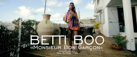 Clip Betti Boo – Mr Bon Garçon