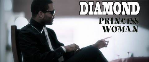 Clip Diamond – Pwincess Woman
