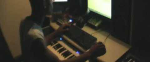 Clip Kéda – Beat-making