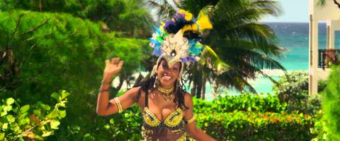 Clip Mr. Vegas, Alison Hinds – Bruk It Down / Party Tun Up