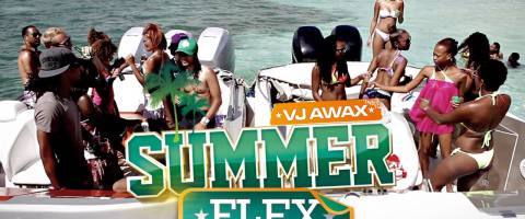 Clip Vj Awax, Daly, Red Eye Crew – Summer Flex